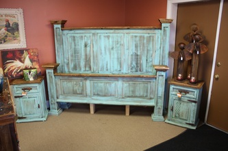 Agave Ranch Rustic Furniture San Antonio Reclaimed